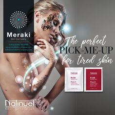 Introducing RX Synergic peel - energising, antioxidant, revitalising For more information visit our website www.merakiskincompany.com or contact us at hello@merakiskincompany.com #MerakiSkinCompany #Natinuel #aesthetics #skin #entrepreneur #training #practicaltools #injectables #treatments #doctors #coaching #learning #growth #BeInspired Pick Me Up, Meraki, Doctors, Coaching, Entrepreneur, Aesthetics, Training, Website, Inspiration