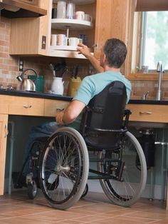 HGTVRemodels tackles how to make homes more accessible for the disabled.