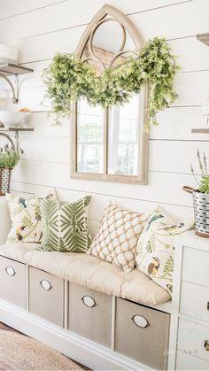 Home Living Room, Living Room Decor, Bedroom Decor, Wall Decor, Decor Room, Spring Home Decor, Diy Home Decor, Summer House Decor, Summer House Furniture