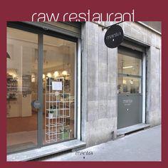 Ristorante Raw Vegan Milano