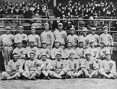 The 1919 Chicago BLACK Sox                (cheaters)