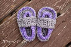 How To Crochet Baby Flip Flop Sandals/ Video and Free Pattern | HANDY DIY