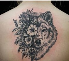 56 Most Beautiful Wolf Tattoo Design Ideas You Should Try Wolf Tattoos, Monkey Tattoos, Head Tattoos, Animal Tattoos, Body Art Tattoos, Sleeve Tattoos, Tatoos, Elephant Tattoos, Tattoo Ink