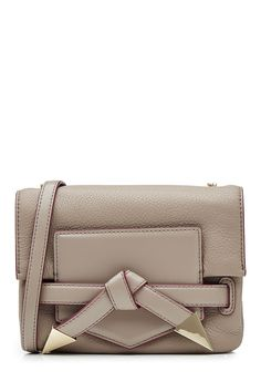 Karl Lagerfeld Leather Shoulder Bag