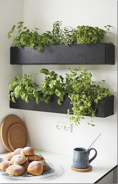 Haven på væggen ::: Wallbox - MeltdesignstudioMeltdesignstudio