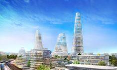 Tashkent City architectural projects, please visit our page to view project details and photos. Urban Park, Conceptual Design, Convention Centre, Burj Khalifa, San Francisco Skyline, National Parks, Landscape, Architecture, City