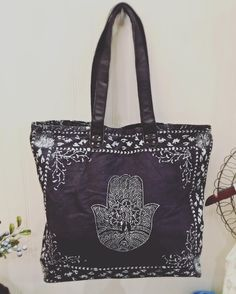 VIDA Tote Bag - Tim Burton by VIDA m5g18j