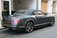 Bentley Continental GTC V8 Mulliner