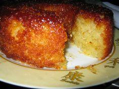 BOLO ESPECIAL DE MACAXEIRA (Pudim de aipim e coco)- Gluten Free, sem lactose