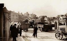 1923 - Obres del Pont de Vallcarca - Barcelona