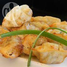Yaki Mandu (Korean style fried dumplings) @ allrecipes.co.uk
