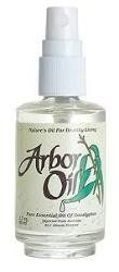 Arbor Oil Eucalyptus Oil, 1.7 Oz. by Arbor Products. $15.00. Arbor Oil is 100% pure eucalyptus oil. Arbor Oil is the most effective medicinal eucalyptus in the world. Some uses include, relief for Cold & Flu, also Sinus Conditions (infection, headache, congestion) as well as respiratory conditions. Aiding muscle aches, arthritis and joint related conditions, Also great for allergies, burns, headaches. Arbor OIl comes in a 1.7 oz spray