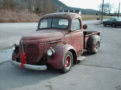 1946 Rat Rod Reo Speedwagon Rare