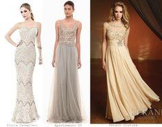Madrinhas de casamento: Vestidos de festa!