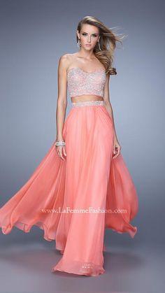 La Femme 21269 | La Femme Fashion 2015 - La Femme Prom Dresses - La Femme Short Dresses