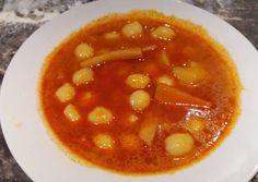 Chana Masala, Soup Recipes, Food And Drink, Potatoes, Ethnic Recipes, Soups, Potato, Soup, Soap Recipes