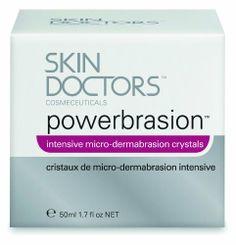 Skin Doctors Powerbrasion Intensive Micro-Dermabrasion Crystals 50 ml by Skin Doctor, http://www.amazon.co.uk/dp/B000GRU1DS/ref=cm_sw_r_pi_dp_syw7sb12NP8RB