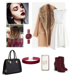 """""""Street fashion 7"""" by daniela0-0perez on Polyvore featuring Chicwish, JustFab, Caprice, Missguided and Miss Selfridge"""