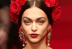 Dolce & Gabbana - Runway - Milan Fashion Week Womenswear Spring/Summer 2015
