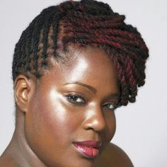 pictures of loc hairstyles - Google Search