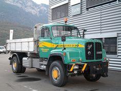▐ SAURER D330-B 4X4, Tipper •2♥18-09-2020•. #SAURER_D_330-B _4X4 4x4, Progressive Insurance, Trucks, Transportation, Photographs, Europe, Classic, Vehicles, Vintage