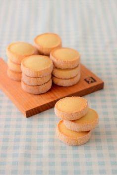 「プレーンサブレ」あいりおー   お菓子・パンのレシピや作り方【corecle*コレクル】