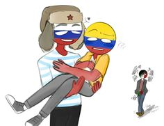 Read Colombia x Rusia from the story 🍀Multishipper en Countryhumans🍀 by mari-vwv (☭🍀Pasiva-UwU🍀) with reads. Funny Spanish Memes, Spanish Humor, Mundo Comic, Country Art, Human Art, Hetalia, Disney Characters, Fictional Characters, Kitty