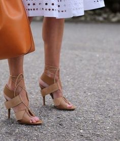 speechless about these heels!!