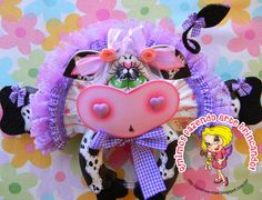 Eneisy Rodriguez Diaz has shared 37 photos with you! Chicken Crafts, Coloring Book Art, Foam Crafts, Diy Doll, Handicraft, Art Dolls, Cow, Minnie Mouse, Ornament
