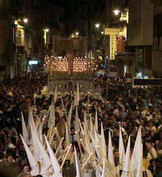 Procesion Semana Santa (Easter week), Sevilla - Spain