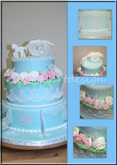 sweet icing By sil1957 on CakeCentral.com