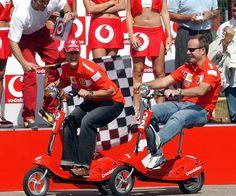 Schumacher mais perto da recuperação   Duas notícias, uma maravilhosa e outra ruim  sobre o estado de saúde dele...acompanhe e veja! Clique abaixo e de seu apoio!