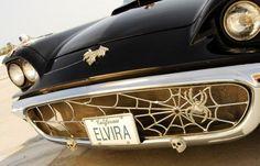 Elvira's1958 Thunderbird