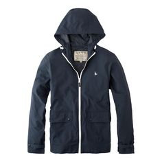 Branton Technical Jacket. Jack Wills