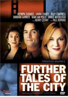 Reel Charlie's review of Armistead Maupin's Further Tales of the City