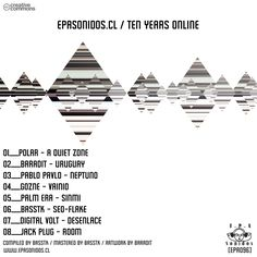 It's been 10 years since we started making use of the virtual space, so we decided to celebrate the past decade with a compilation featuring old and new-generation artists. Polar, Pablo Pavlo, Palm Era, Gozne, Digital Volt and the three founding members of the label (Basstk, Jack_plug and Baradit) have collaborated to carry out this release. Cc Music, Old And New, 10 Years, The Past, Label, Artists, Space, Digital, Floor Space
