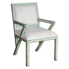 Uttermost Zenia Arm Chair | from hayneedle.com