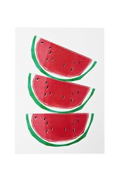Add a pop of colour and fun to any room of the house with this super stylish Watermelon Balance print by Poppies For Grace!  Designed in Melbourne by the phenomenal ladies of Poppies for Grace!  Archival, acid free art and printed on white linen.  Size: A4 - 210MM x 297MM - fits standard A4 frames