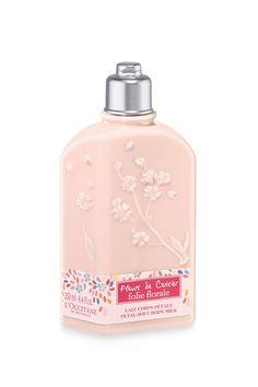ロクシタン「チェリースパークル」のオードトワレやボディクリーム - 春に咲きほこる桜の香り の写真4