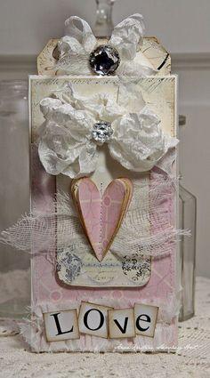 beautiful handmade valentine