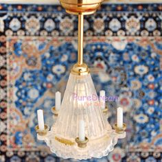 US $0.99 New in Dolls & Bears, Dollhouse Miniatures, Lamps & Lighting