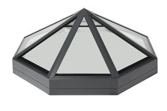 Roof lanterns, pyramids and octagonal rooflights. Contemporary in designed to suit various flat roof applications. Heatsoaked glass as standard. Low Pitch, Sight Lines, Roof Lantern, Roof Light, Flat Roof, Outdoor Gear, Bespoke, Lanterns, Contemporary