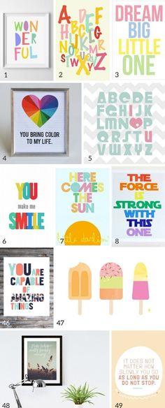Baby Nursery Art, Baby Wall Art, Woodland Nursery, Animal Nursery, Nursery Room, Baby Room, Girl Room, Baby Art, Nursery Ideas