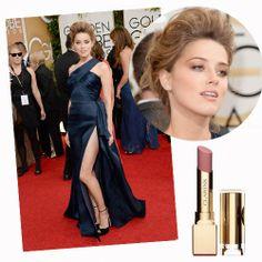 Amber Heard Golden Globes 2014.