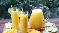 Limonade de mangue et citron vert