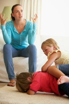 """Stop Spending Your Days Saying, """"No! Don't!""""  - You can teach behavior without negative commands.  Try positive parenting and educating."""