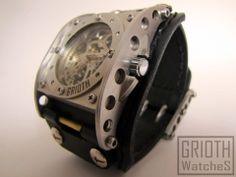 #industrial #watch #handmade #custom