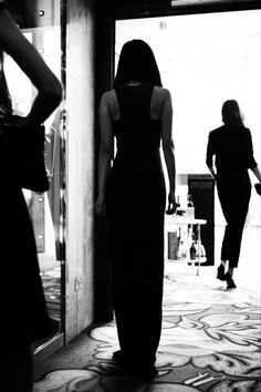 Backstage Editorial Photography, Fashion Photography, Backstage, High Neck Dress, Dresses, Turtleneck Dress, Vestidos, Dress, High Fashion Photography