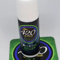 500mg Roll on releif | The420extracts