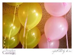 Balloons from a Super Girl Superhero Themed Birthday Party via Kara's Party Ideas | KarasPartyIdeas.com (13)